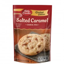BETTY CRKR COOKIE SALTED CARAMEL 496g