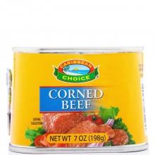CARIB CHOICE CORNED BEEF 7oz