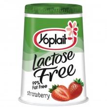 YOPLAIT LACTOSE FREE STRAWBERRY 6oz