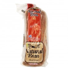 NATIONAL BREAD NATURAL BRAN 567g