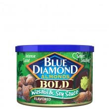 BLUE DIAMOND ALMOND WASABI&SOY 170g