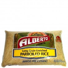 ALBERTO PARBOIL RICE 10lb