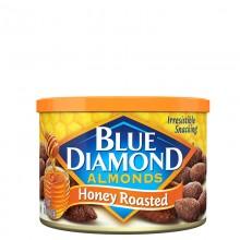 BLUE DIAMOND ALMOND HONEY ROAST 170g