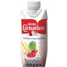 CARNATION FULL CREAM EVAP MILK 330ml