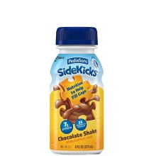 PEDIASURE SIDEKICKS CHOCOLATE 8oz