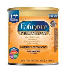 ENFAGROW TODDLER TRANSITION 595g