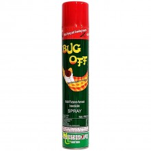 BUG OFF INSECT SPRAY 450ml