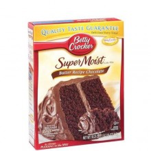 BETTY CRKR CAKE CHOCOLATE 432g