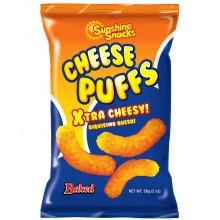 SUNSHINE CHEESE PUFFS 56g