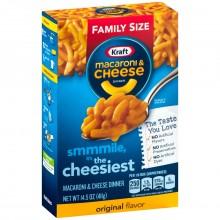 KRAFT MAC&CHEESE CHEESIEST 14.5oz