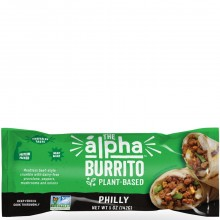 ALPHA PHILLY BURRITO 5oz