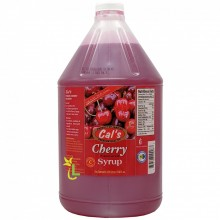 CALS SYRUP CHERRY 3.78L
