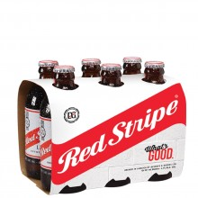 RED STRIPE LAGER 6x341ml