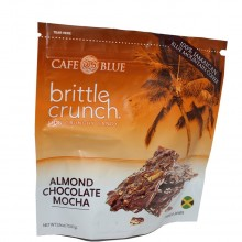 CAFE BLUE BRITTLE CRN ALM CHOC MCH 2.5oz