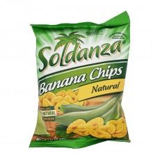 SOLDANZA BANANA CHIPS 45g