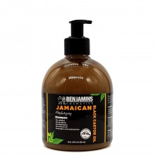 BENJAMINS SHAMPOO BLACK CASTOR OIL 475ml