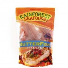 RAINFOREST BUTTER FISH FILLET V/P 1lb