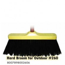 AIRWATT BROOM HARD #260 1ct