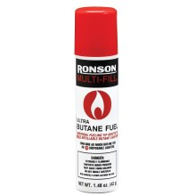 RONSON BUTANE FUEL REFILL 42g