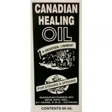 CANADIAN HEALING OIL 60ml