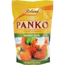 ROLAND PANKO BREAD CRUMBS ITALIAN 7oz
