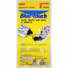 BLUE TOUCH GLUE TRAPS ADHESIVE 2s