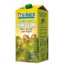 TRU-JUICE JUNE PLUM GINGER 1.75L