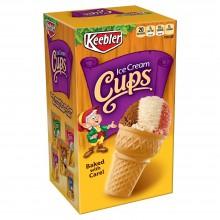 KEEBLER ICE CREAM CUPS 3oz