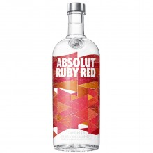 ABSOLUT VODKA RUBY RED 1L