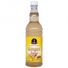 ANCHOR SYRUP GINGER 750ml