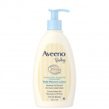 AVEENO BABY LOTION 18oz