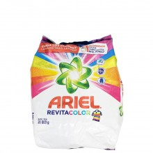 ARIEL DETERGENT REVITACOLOR 800g