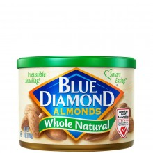 BLUE DIAMOND ALMOND WHOLE NATURAL 170g