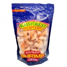 RAINFOREST SHRIMP 26-30 CKD XL 2lb