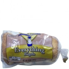 DUTCH FARMS BAGELS EVERYTHING 5ct