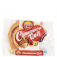 HONEY BUN CINNAMON ROLL 125g