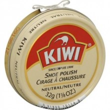 KIWI SHOE POLISH NUETRAL 1.125oz