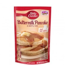 BETTY CRKR PANCAKE BUTTER MILK 191g