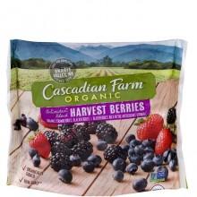CASCADIAN FARM HARVEST BERRIES 283g