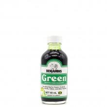 BENJAMINS COLOURING GREEN 60ml