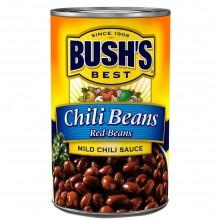 BUSHS CHILI BEANS MILD SCE 454g