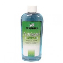 BENJAMINS WITCH HAZEL ASTRING 240ml