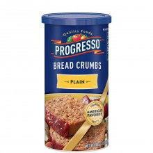 PROGRESSO BREAD CRUMBS PLAIN 24oz