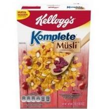 KELLOGGS MUSLI CRANBERRY 310g