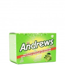 ANDREWS SALTS LEMON 12s
