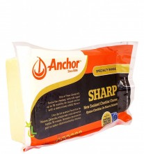 ANCHOR CHEDDAR SHARP 500g