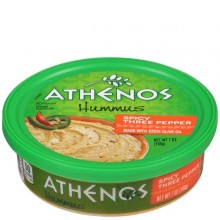 ATHENOS HUMMUS THREE PEPPER 7oz