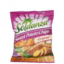 SOLDANZA SWEET POTATO CHIPS 32g