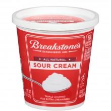 BREAKSTONE SOUR CREAM 8oz