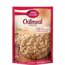 BETTY CRKR COOKIE OATMEAL 496g